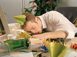 Sales Prospecting Tips for IT Staffing Reps To Overcome Their Holiday Hangover
