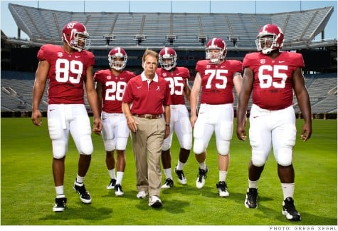 Sales Leadership Lessons IT Staffing Firms Can Learn From Nick Saban