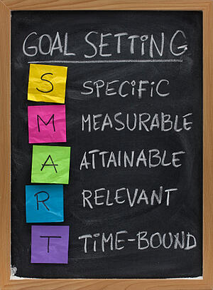 IT Staffing Sales Activity SMART Goal Planning 2013