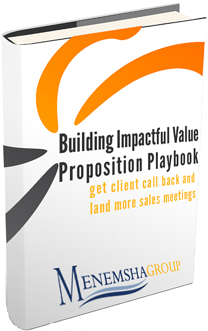 Building Impactful Value Proposition Playbook