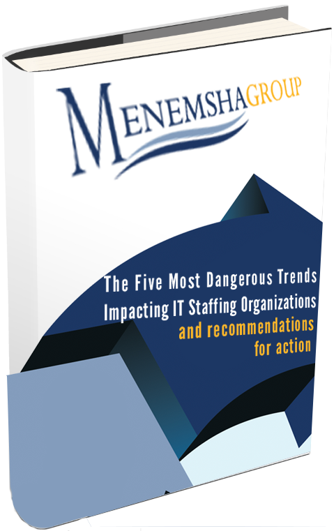 Five Dangerous Trends Impacting IT Staffing Firms