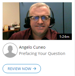Angelo mission