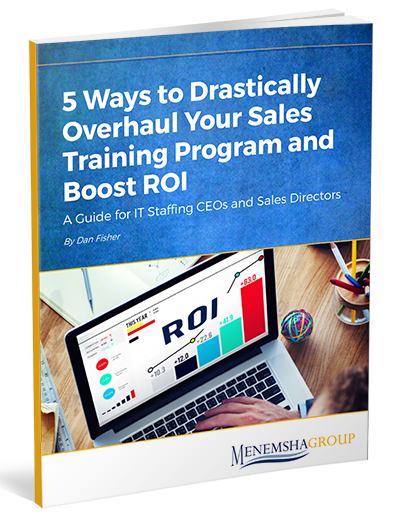 Drastically Overhaul Your Sales Training
