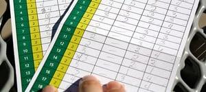 lead scoring score card
