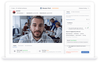 Three benefits to video sales coaching, improving remote salesforce performance