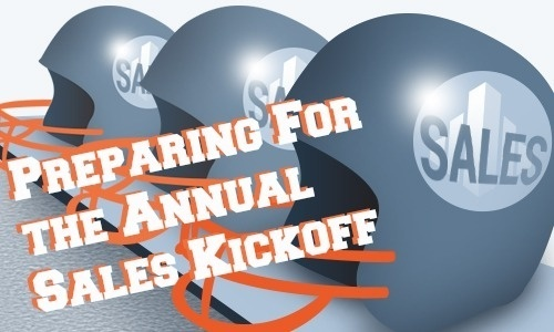 Three Steps to Maximize Your 2017 Sales Kickoff Meeting