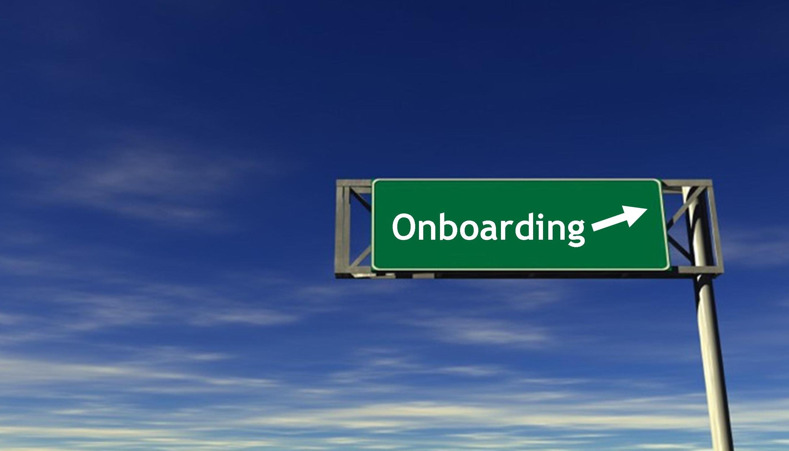 How to Organize New Hire On-Boarding to Accelerate Time to Quota