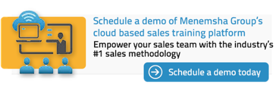 schedule demo menemsha group lms sales training