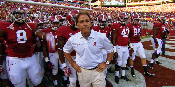 Sales Leadership Lessons From Nick Saban